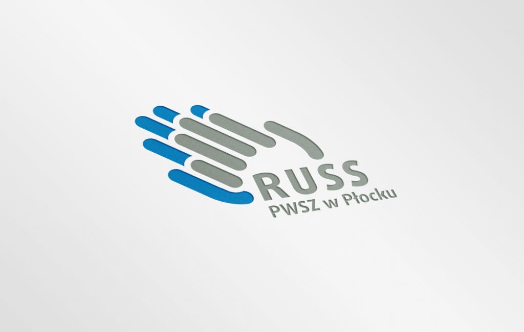Logotyp dla Rady Uczelnianej Samorządu Studentów w Płocku
