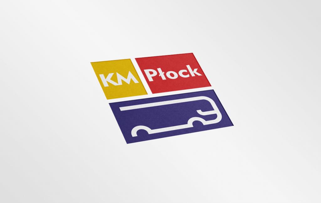 Propozycja logotypu dla Komunikacji Miejskiej w Płocku