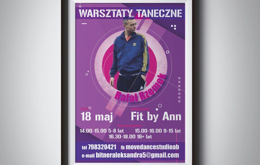Warsztaty taneczne Move Dance Studio