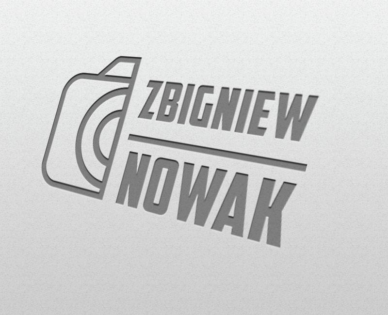Logotyp dla fotografa
