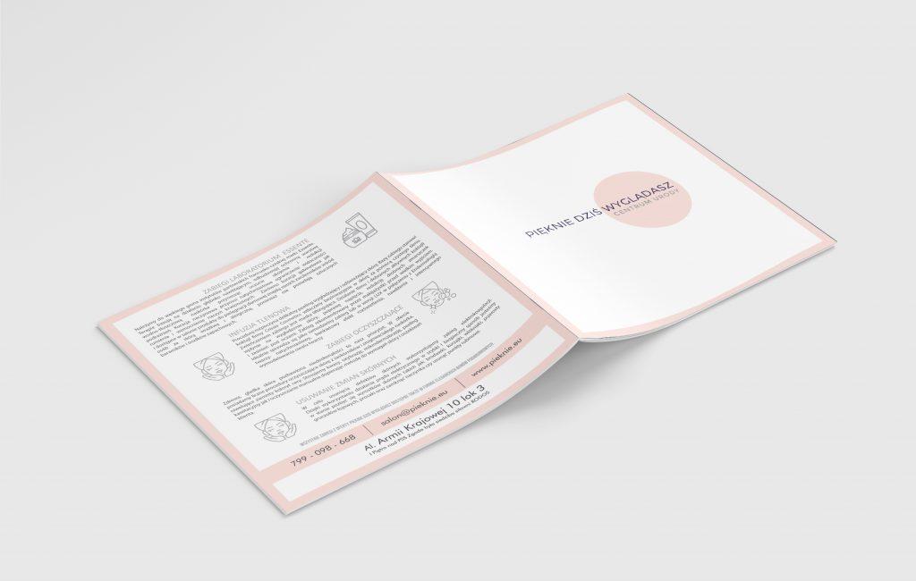 Katalog informacyjny -Pięknie dziś wyglądasz
