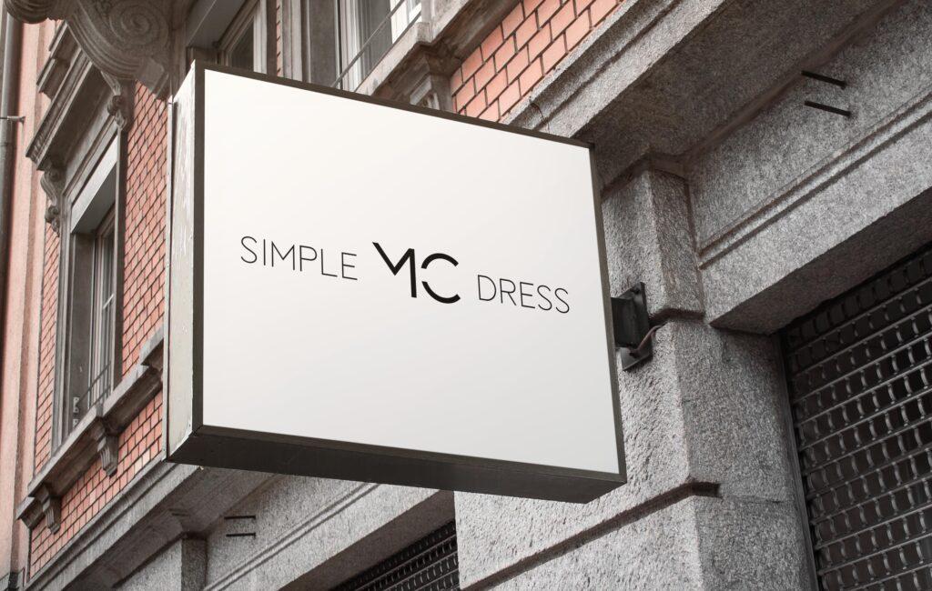 Projekt logotypu podfirmy MC
