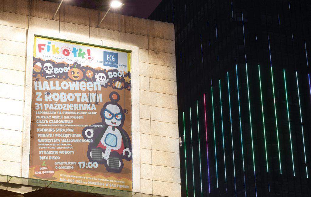 Plakaty dla sali zabaw Fikołki