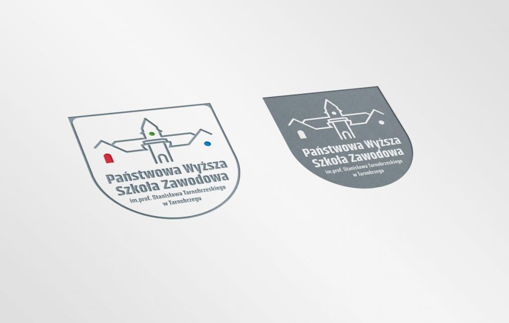 Propozycja logotypu dla PWSZ w Tarnobrzegu