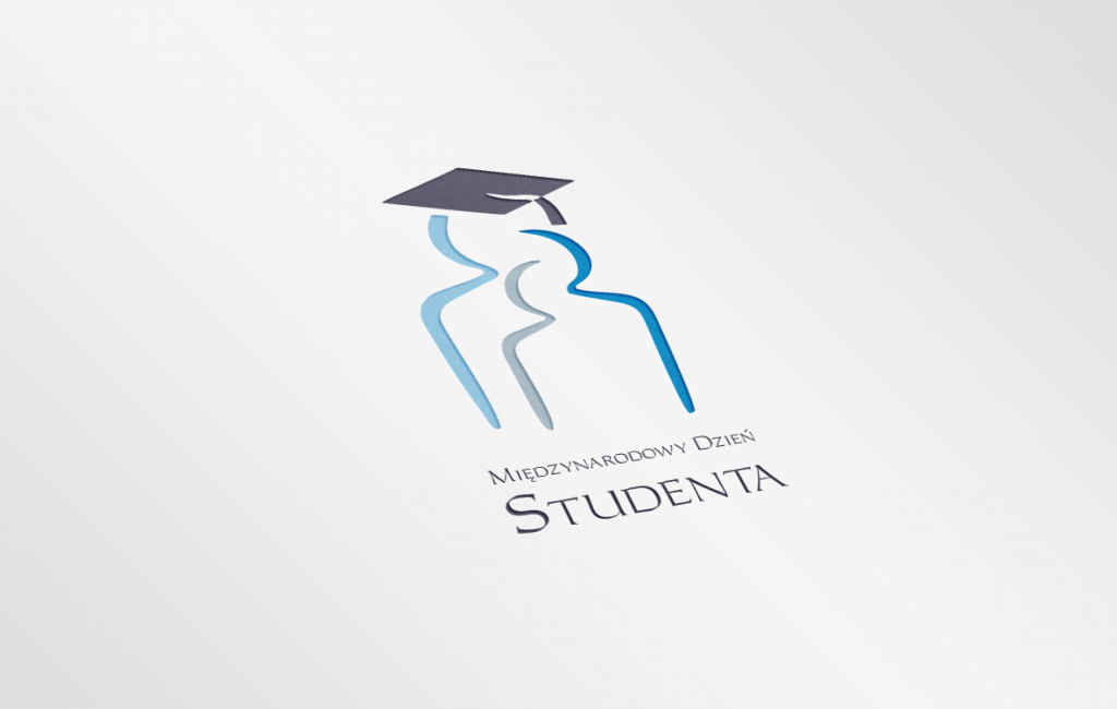 Logotyp Międzynarodowego Dnia Studenta