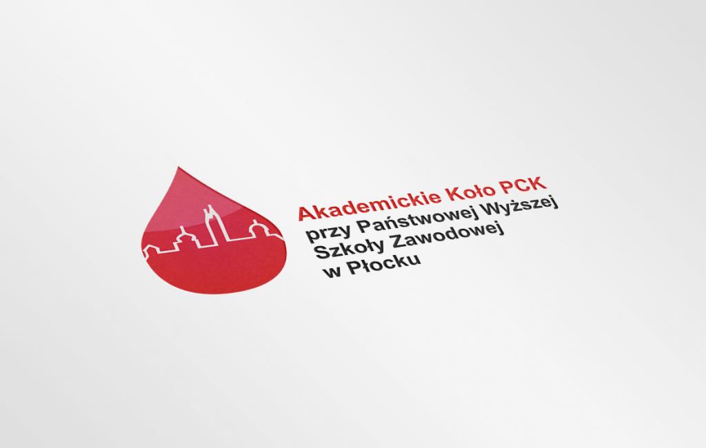 Propozycja logotypu dla Akademickiego Koła PCK