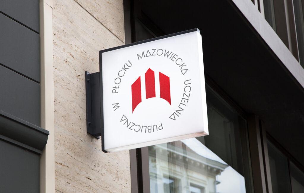 Propozycja logotypu MUP w Płocku
